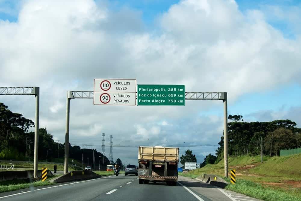 excesso de velocidade normas ctb