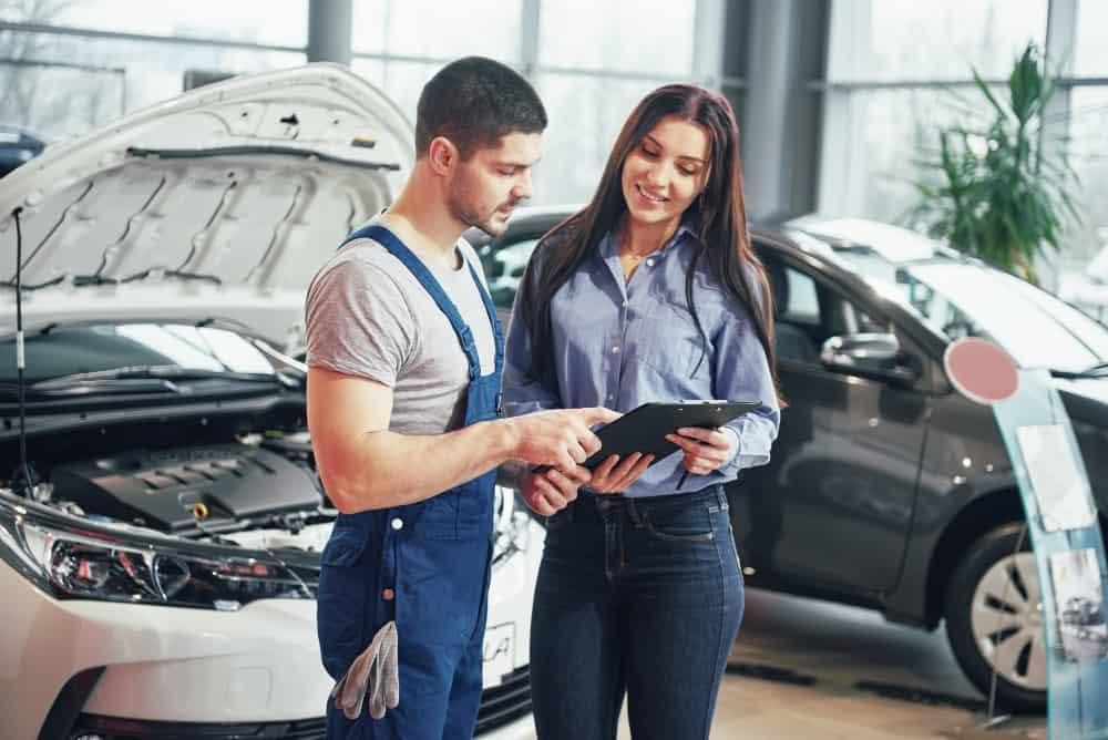 Todo veículo modificado deverá ser vistoriado por uma oficina credenciada pelo INMETRO