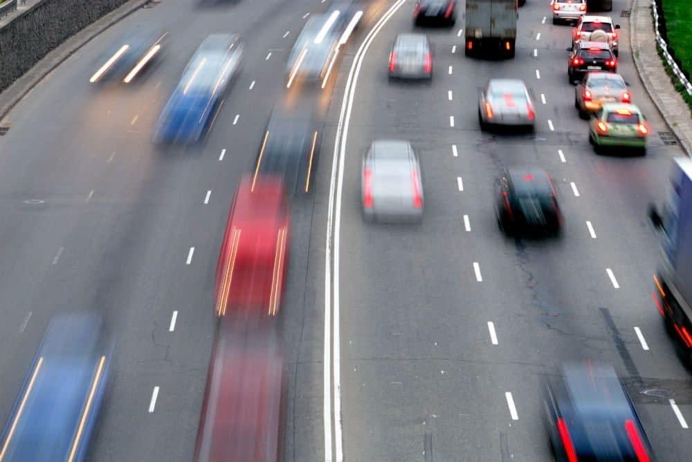 Multa por Excesso de Velocidade trânsito